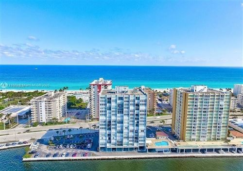 Photo of 1400 S Ocean Dr #1402, Hollywood, FL 33019 (MLS # A11111879)