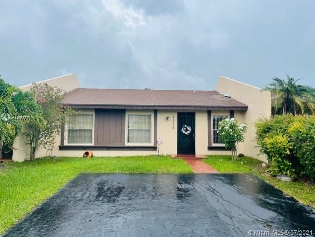 12103 SW 110th St Cir North, Miami, FL 33186 - #: A11063879