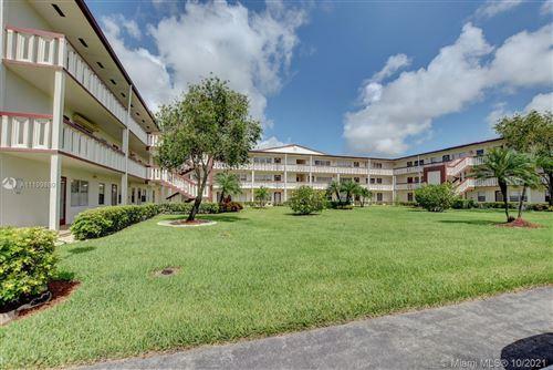 Photo of 216 Fanshaw F #F-216, Boca Raton, FL 33434 (MLS # A11109880)