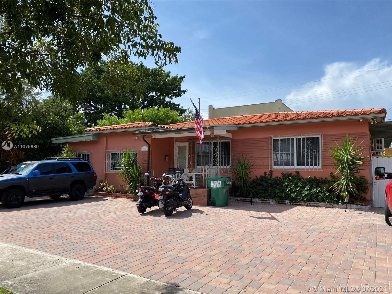 1761 SW 14th St, Miami, FL 33145 - #: A11075880