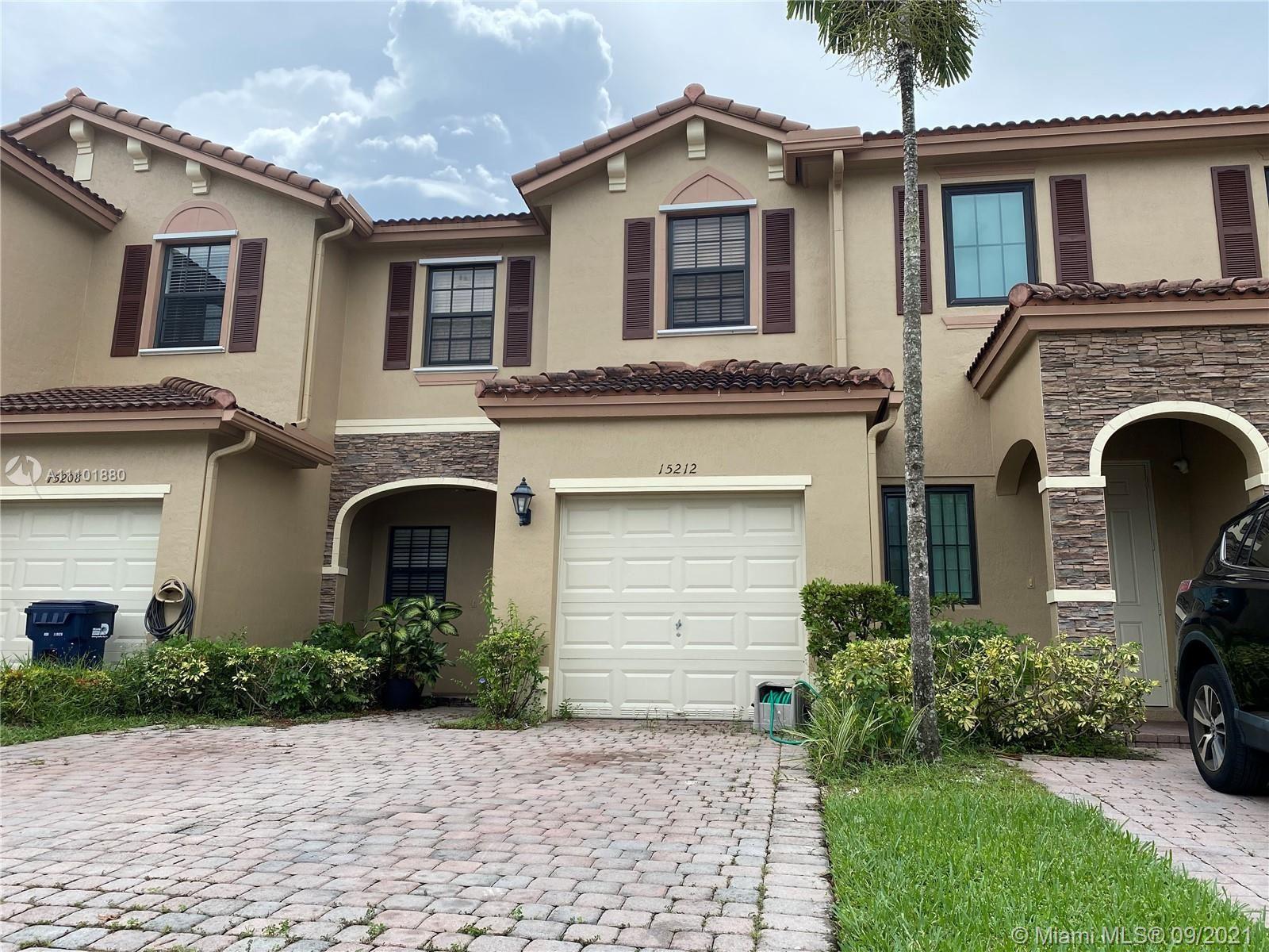 15212 SW 119th St #15212, Miami, FL 33196 - #: A11101880