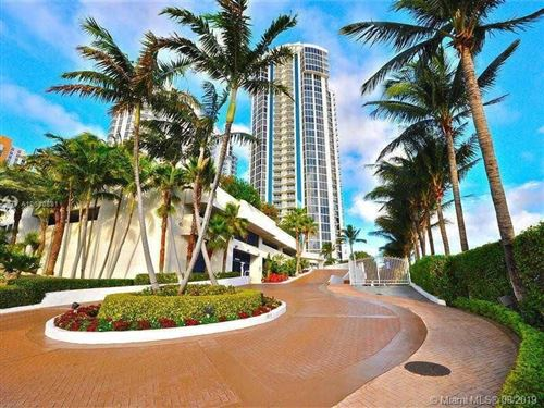 Photo of 18671 Collins Ave #504, Sunny Isles Beach, FL 33160 (MLS # A10680881)