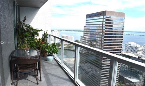 Photo of 500 Brickell Ave #3810, Miami, FL 33131 (MLS # A11007881)