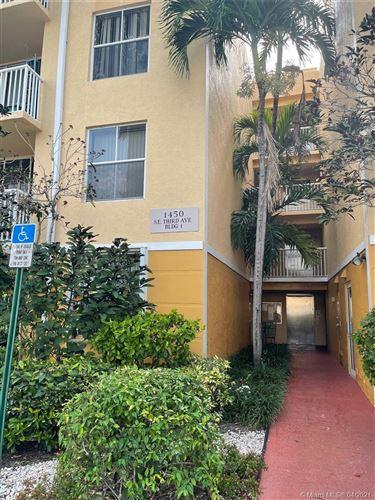 Photo of 1450 SE 3rd Ave #103, Dania Beach, FL 33004 (MLS # A11032881)