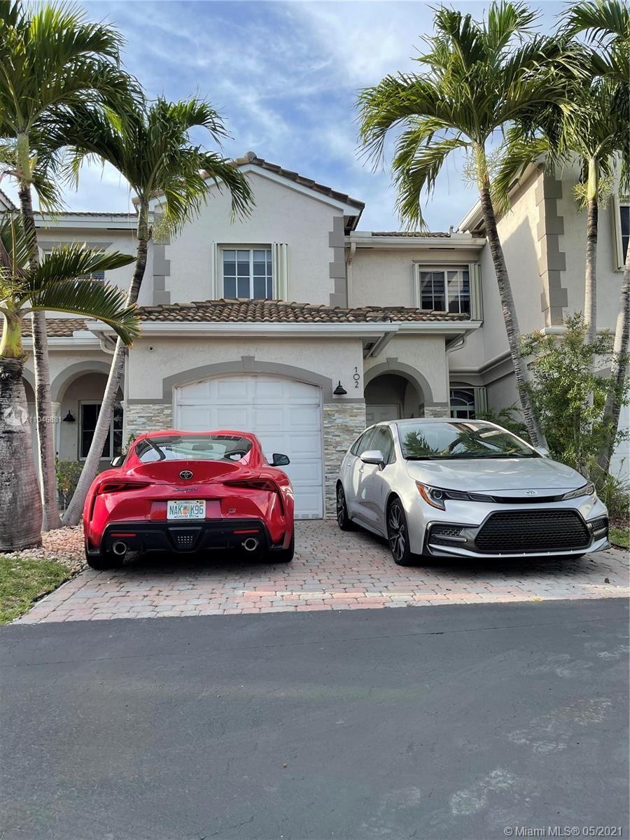 8421 SW 124th Ave #102, Miami, FL 33183 - #: A11046881