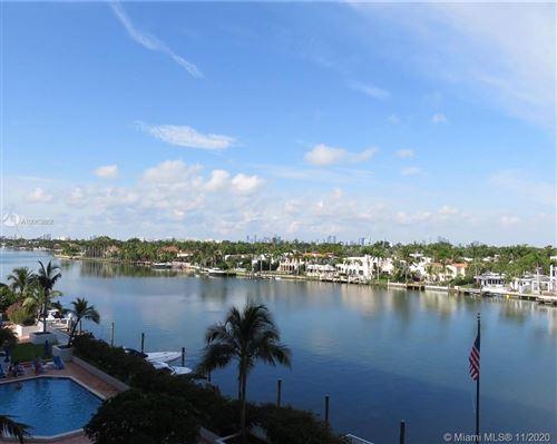 Photo of 5700 Collins Ave #6J, Miami Beach, FL 33140 (MLS # A10963882)