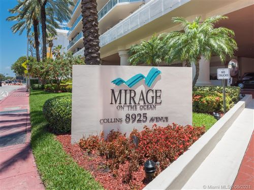 Photo of 8925 Collins Ave #2H, Surfside, FL 33154 (MLS # A10990882)