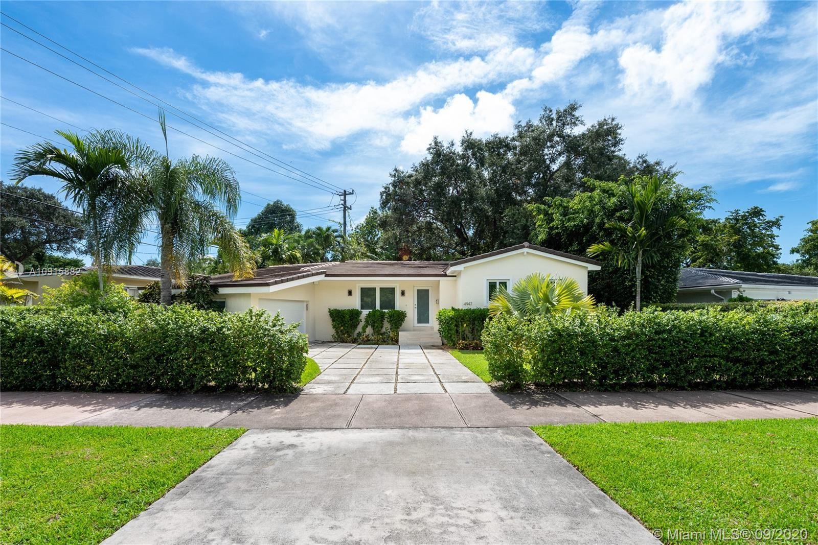 4947 Riviera Dr, Coral Gables, FL 33146 - #: A10915882