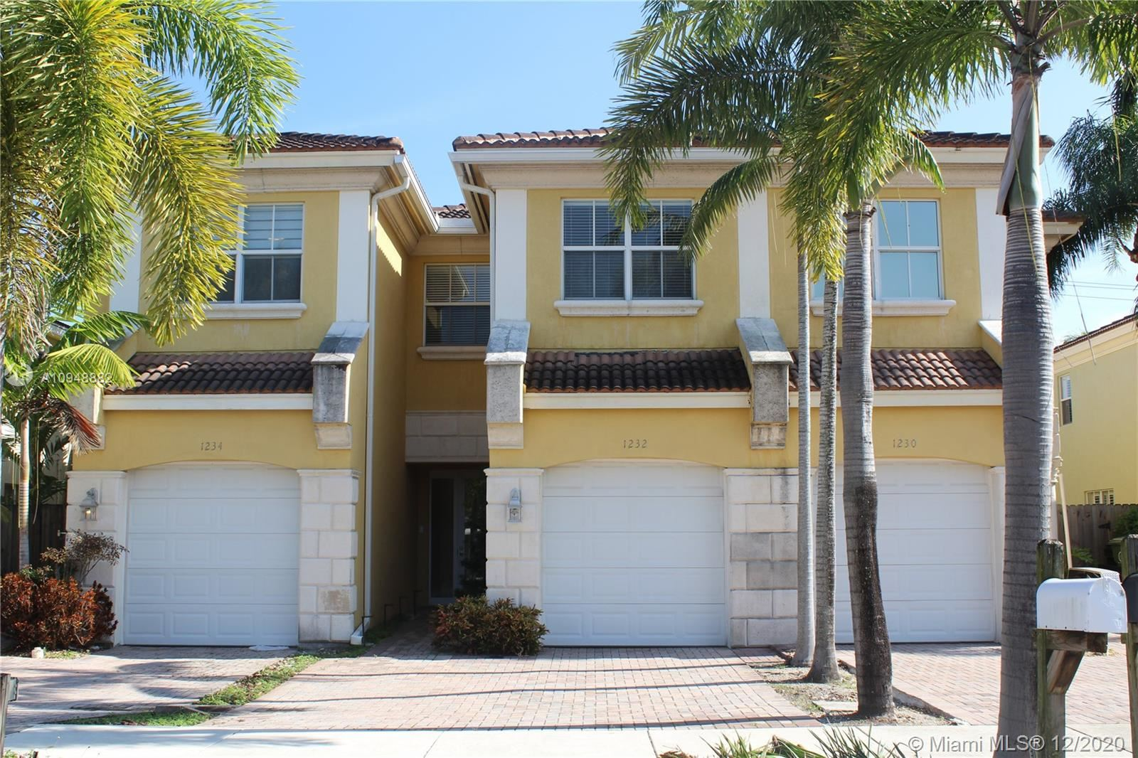 1232 NE 14th Ave, Fort Lauderdale, FL 33304 - #: A10948882