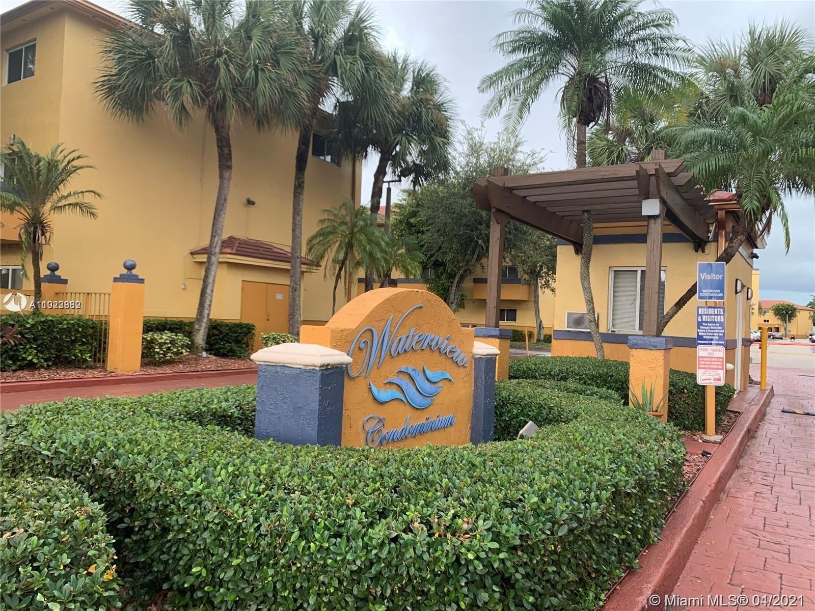 14910 SW 82nd Ter #15-104, Miami, FL 33193 - #: A11023882