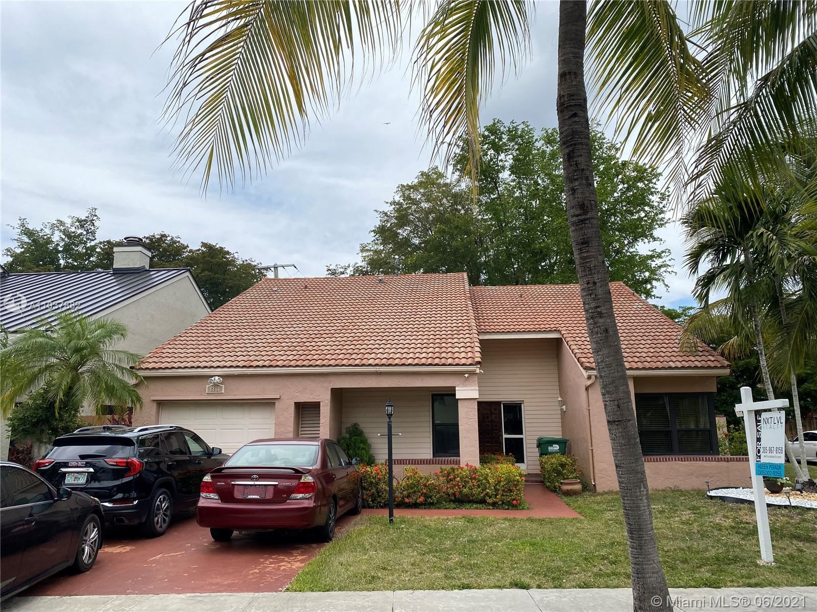 8800 SW 150th Place Cir, Miami, FL 33196 - #: A11037882