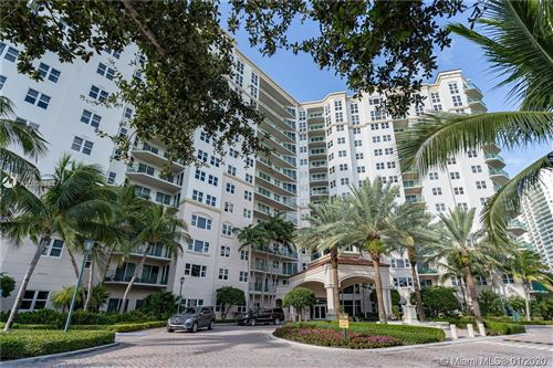 Photo of 19900 E Country Club Dr #516, Aventura, FL 33180 (MLS # A10806883)