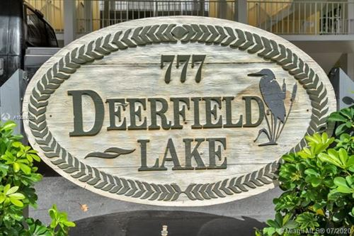 Photo of 777 SE 2nd Ave #216, Deerfield Beach, FL 33441 (MLS # A10884883)