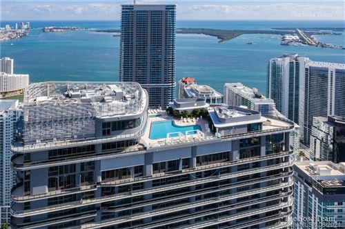 Photo of 1000 Brickell Plz #3001, Miami, FL 33131 (MLS # A10946883)