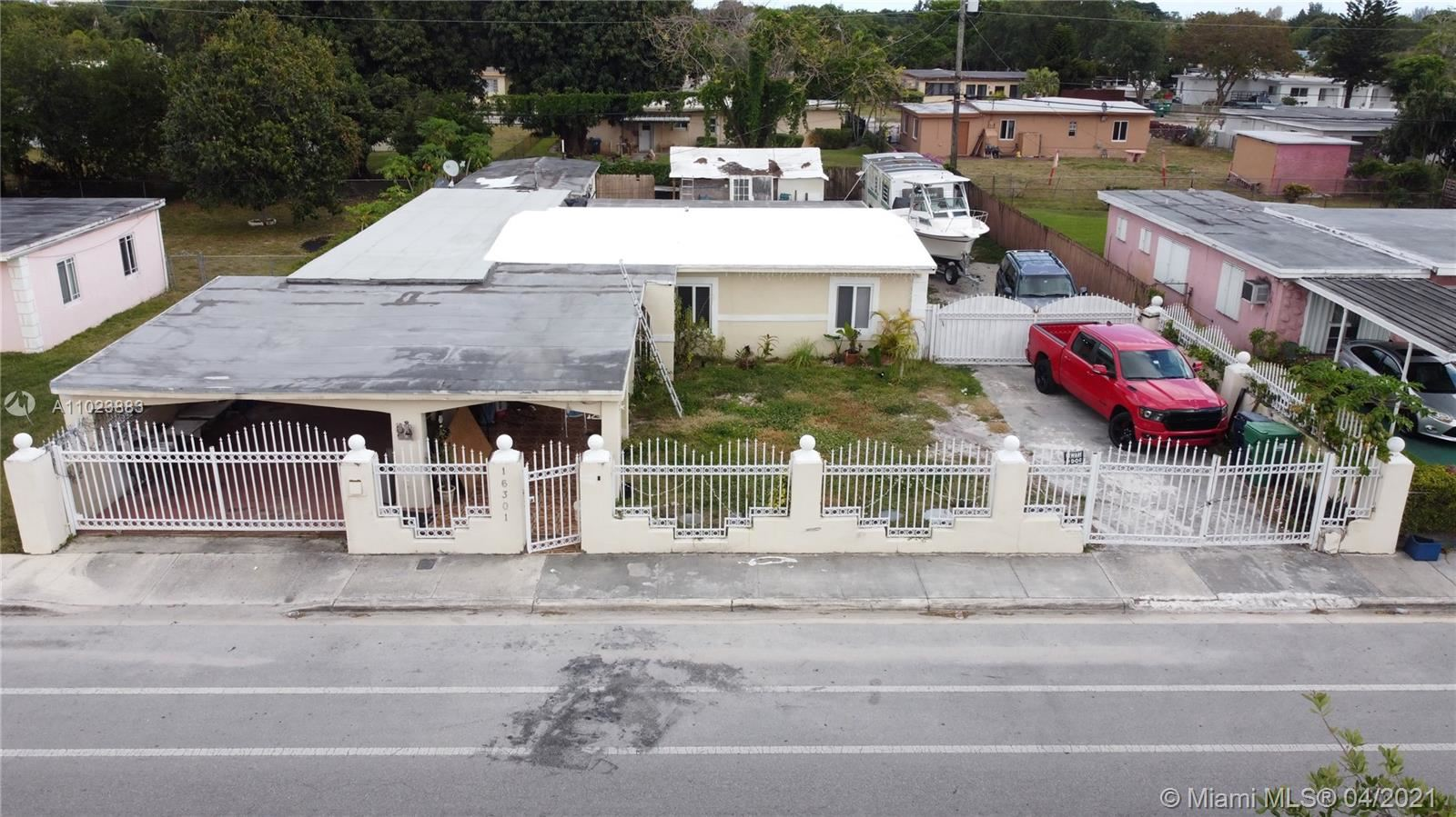 16301 NW 22nd Ave, Miami Gardens, FL 33054 - #: A11023883