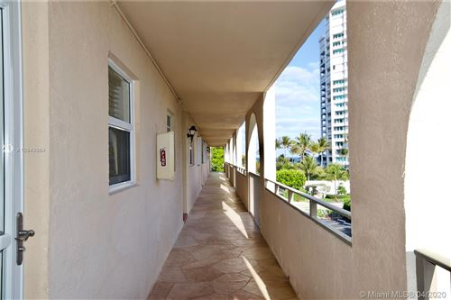 Photo of Listing MLS a10843884 in 1541 S Ocean Blvd #414 Lauderdale By The Sea FL 33062