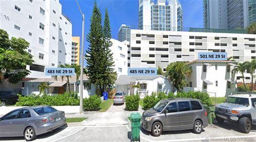 Photo of 501 NE 29th St, Miami, FL 33137 (MLS # A10900884)