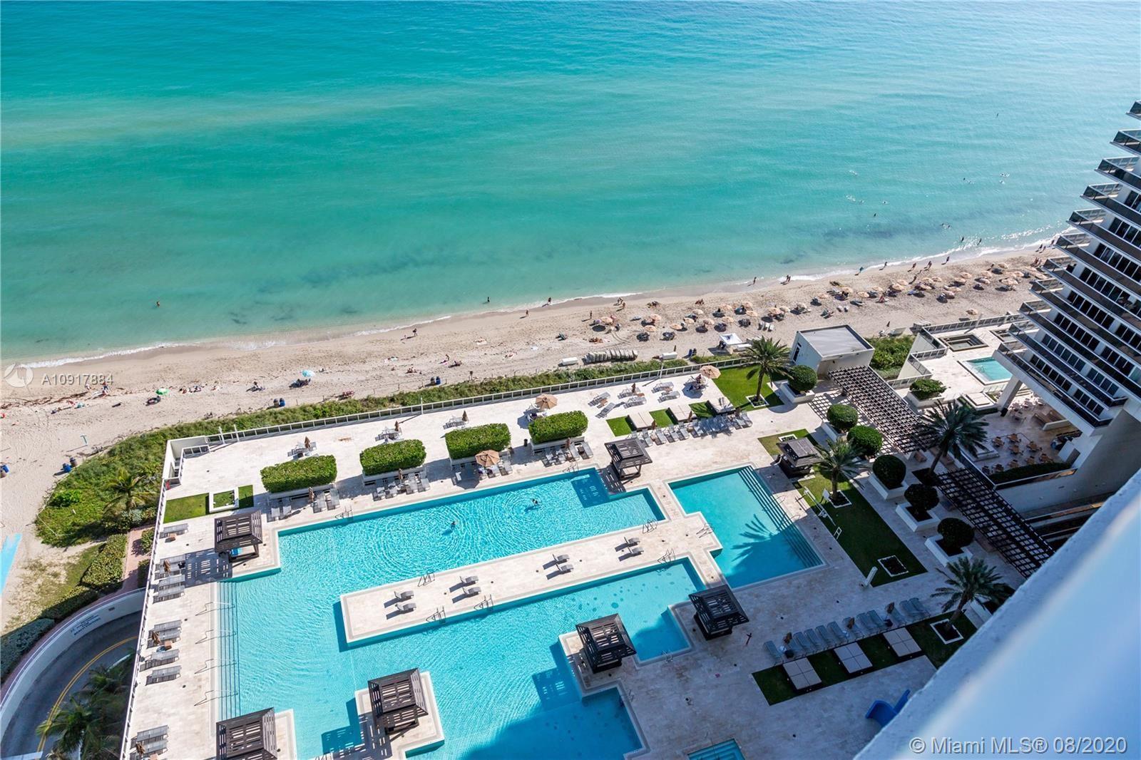1800 S Ocean Dr #2802, Hallandale Beach, FL 33009 - #: A10917884