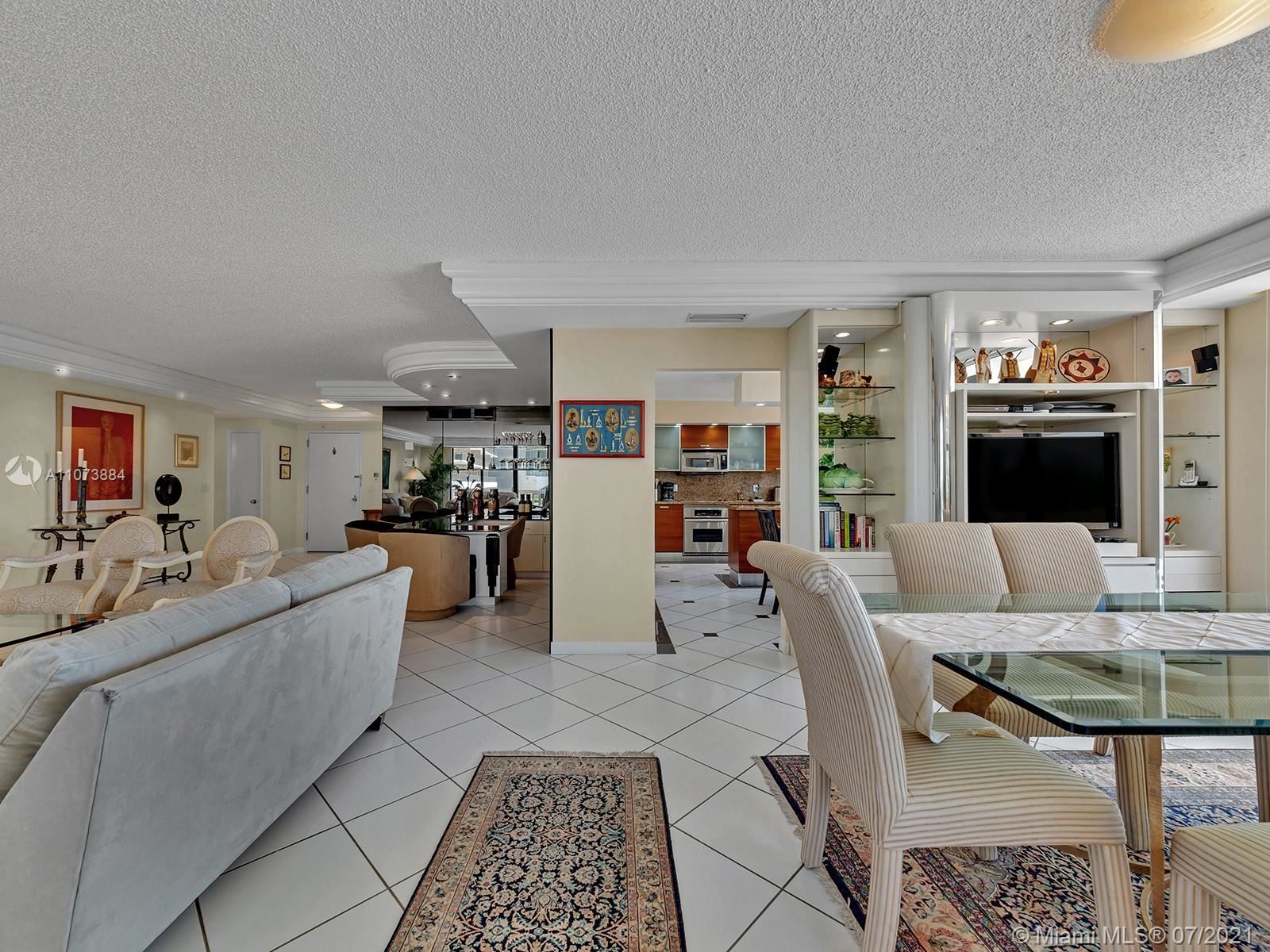 Photo of 9801 Collins Ave #6Z, Bal Harbour, FL 33154 (MLS # A11073884)