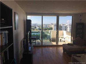 Foto de inmueble con direccion 1200 West Ave #1116 Miami Beach FL 33139 con MLS A10306885