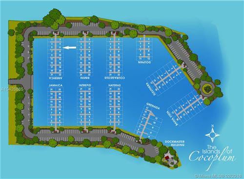 Foto de inmueble con direccion 6500 Prado Bl- America 6 Coral Gables FL 33143 con MLS A10426885