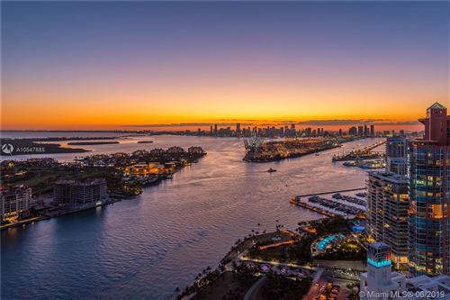 Photo of 100 S Pointe Drive #PH2, Miami Beach, FL 33139 (MLS # A10547885)