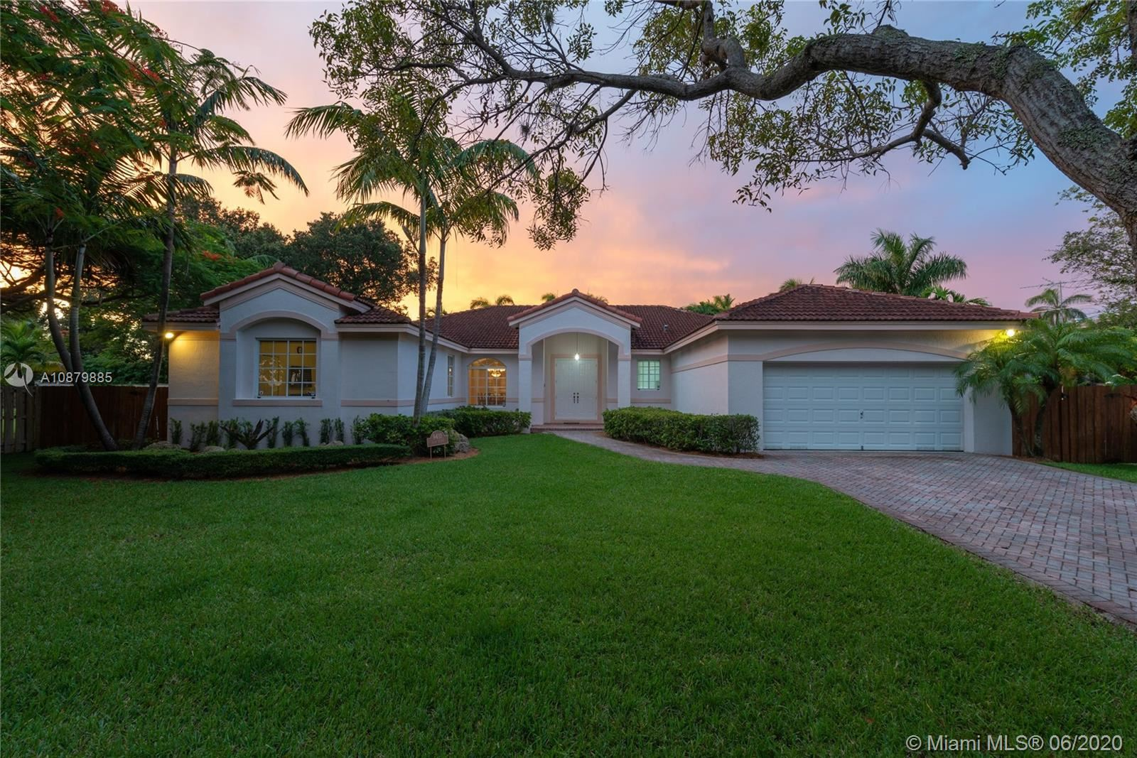 9411 SW 150th St, Miami, FL 33176 - #: A10879885