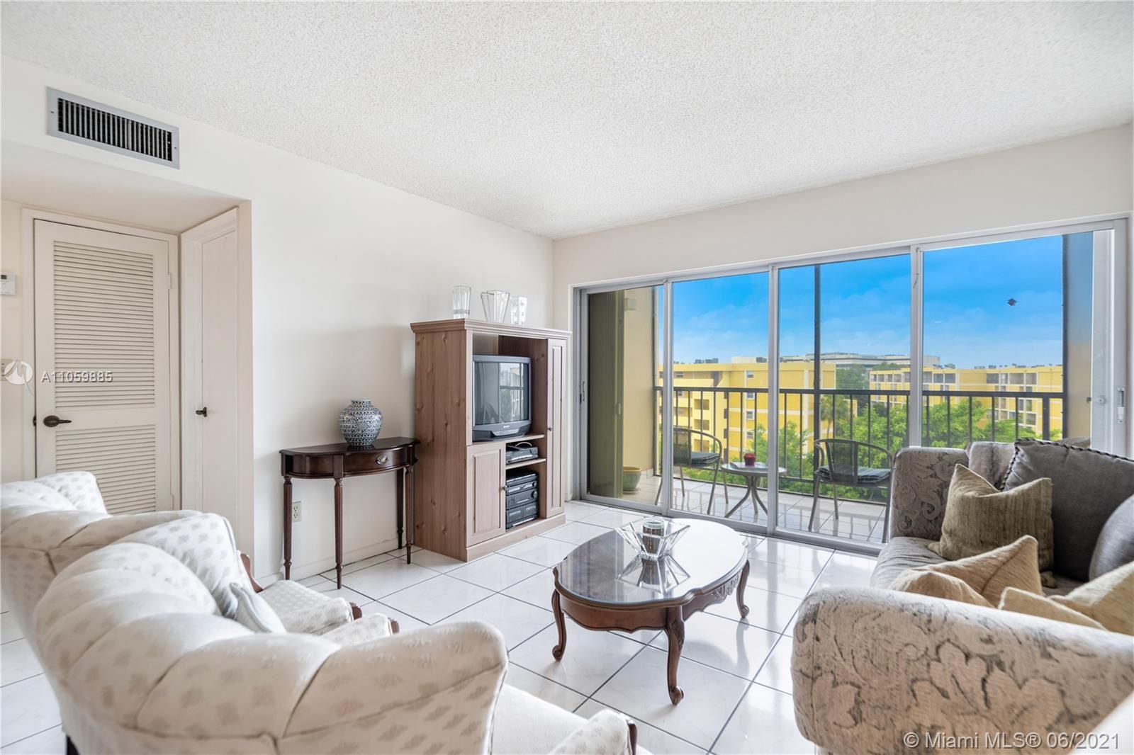 9120 Fontainebleau Blvd #503, Miami, FL 33172 - #: A11059885