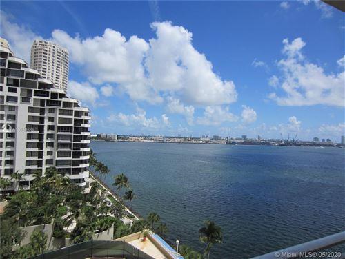 Photo of 770 Claughton Island Dr #1709, Miami, FL 33131 (MLS # A10849886)