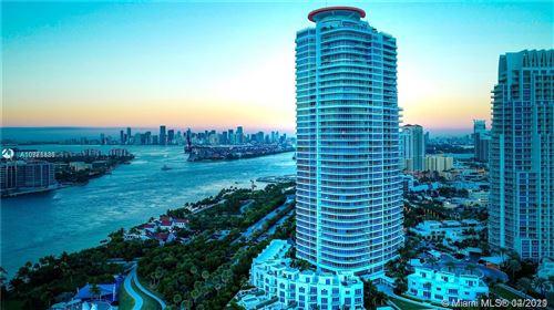 Photo of 100 S Pointe Dr #1002, Miami Beach, FL 33139 (MLS # A10871886)