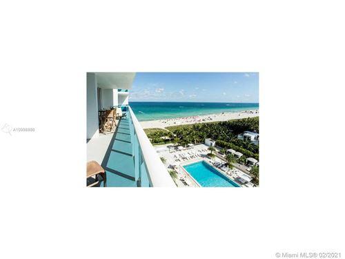 Photo of 2301 Collins Ave #1007, Miami Beach, FL 33139 (MLS # A10998886)