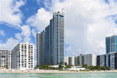 Photo of 3101 S Ocean Dr #1805, Hollywood, FL 33019 (MLS # A11073886)