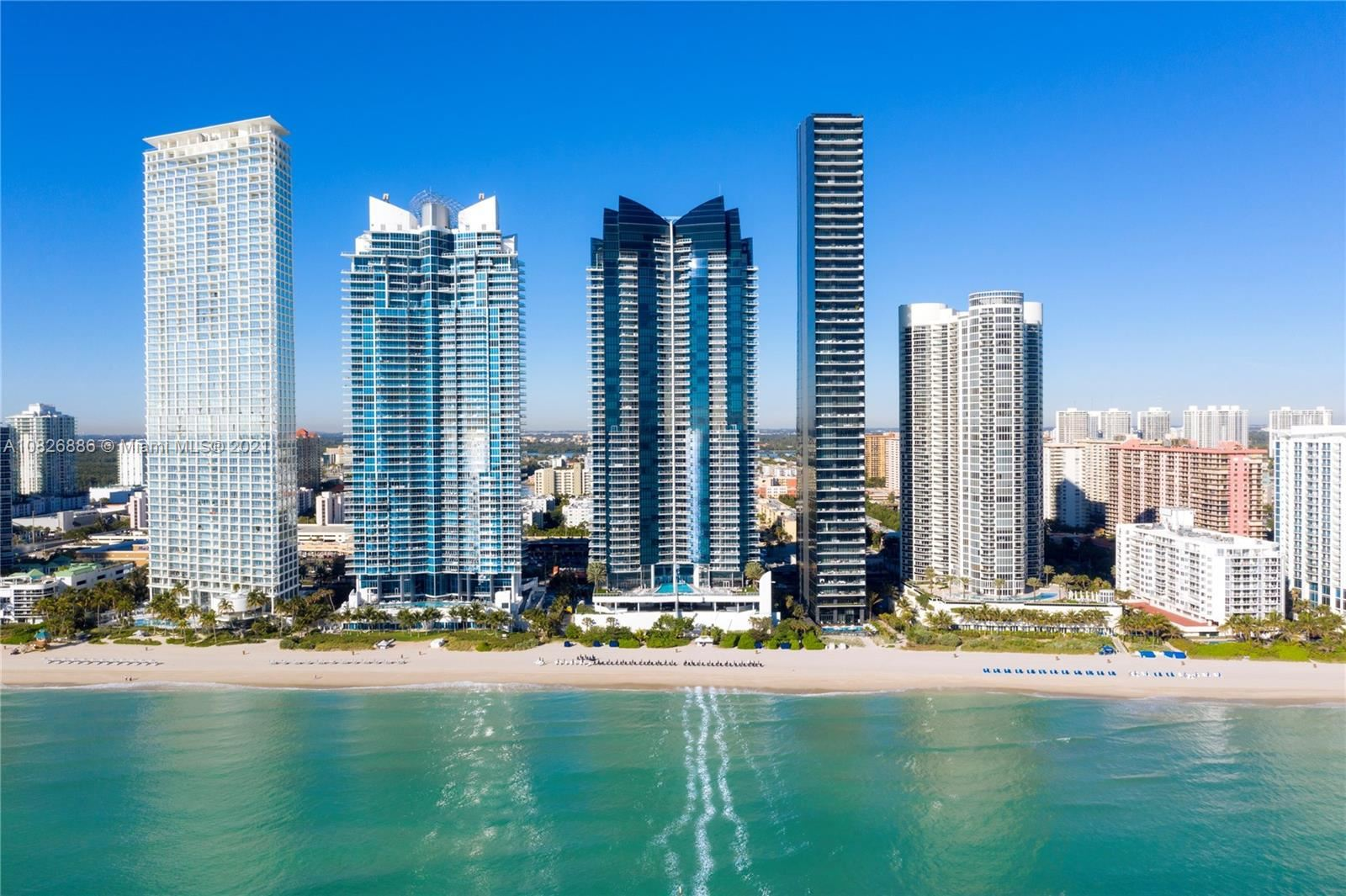 17121 Collins Ave #3905\/3904, Sunny Isles, FL 33160 - #: A10826886