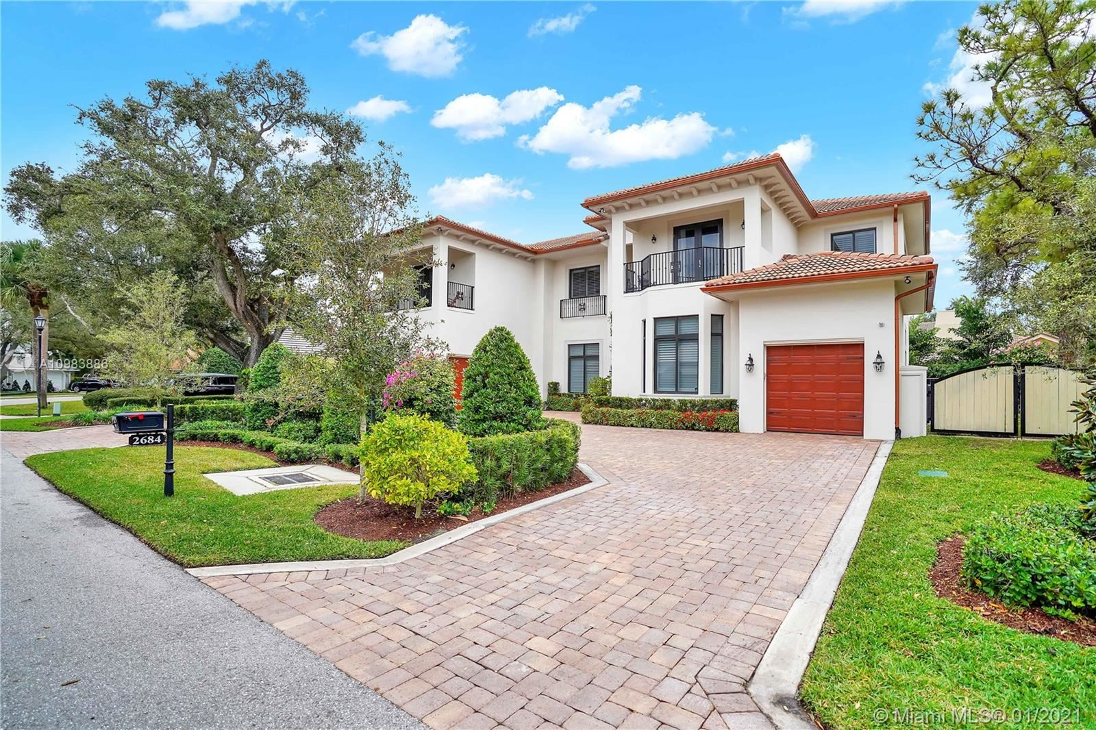 2684 Devon Ct, Delray Beach, FL 33445 - #: A10983886