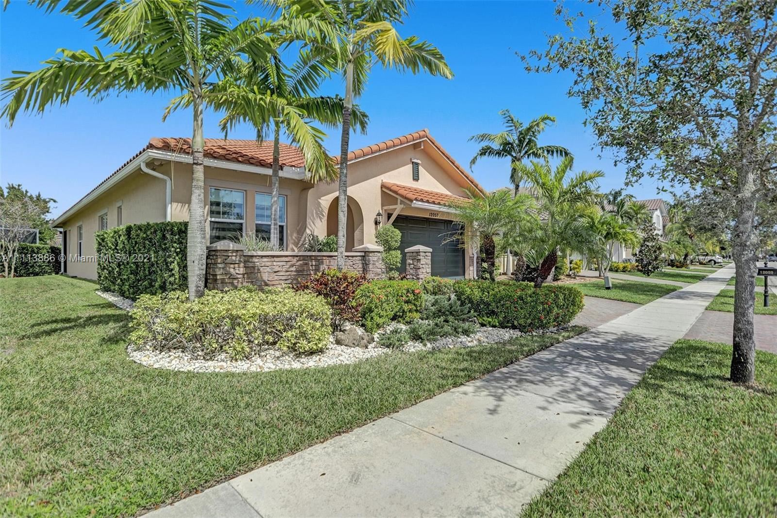 Photo of 12059 NW 82nd St, Parkland, FL 33076 (MLS # A11113886)