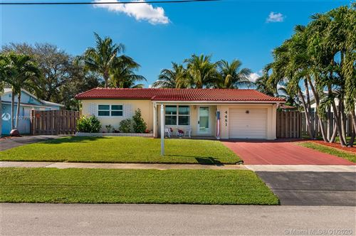Photo of Listing MLS a10799887 in 4481 SW 34th Dr Dania Beach FL 33312