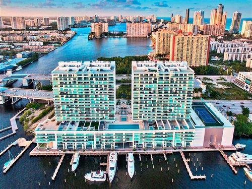 Photo of 400 Sunny Isles Blvd #603, Sunny Isles Beach, FL 33160 (MLS # A11057887)