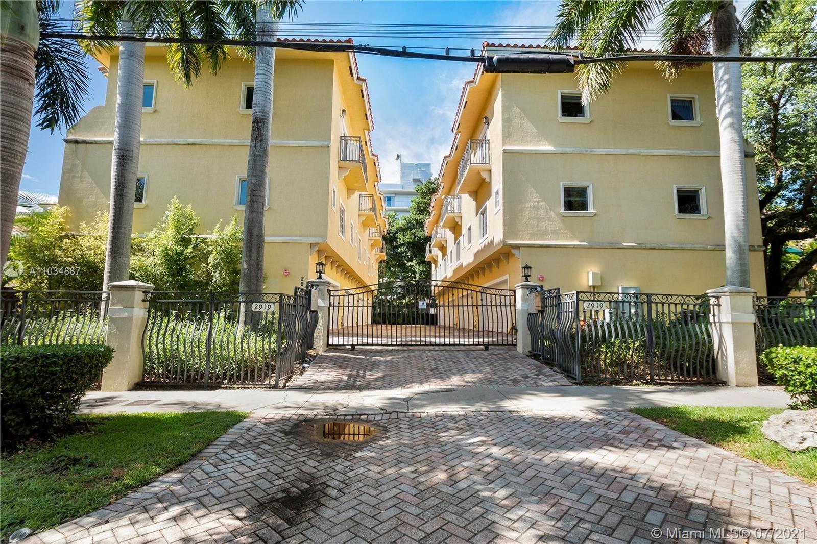 2919 Coconut Ave #6, Miami, FL 33133 - #: A11034887