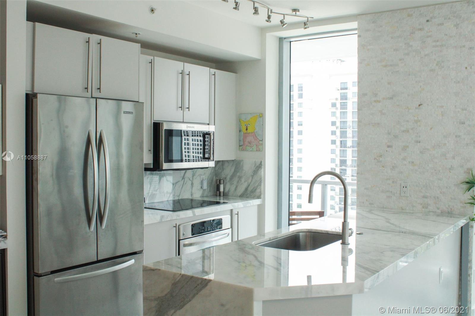1111 SW 1st Ave #3120, Miami, FL 33130 - #: A11058887