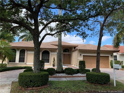 Photo of 1536 NW 183rd Ter, Pembroke Pines, FL 33029 (MLS # A10840888)