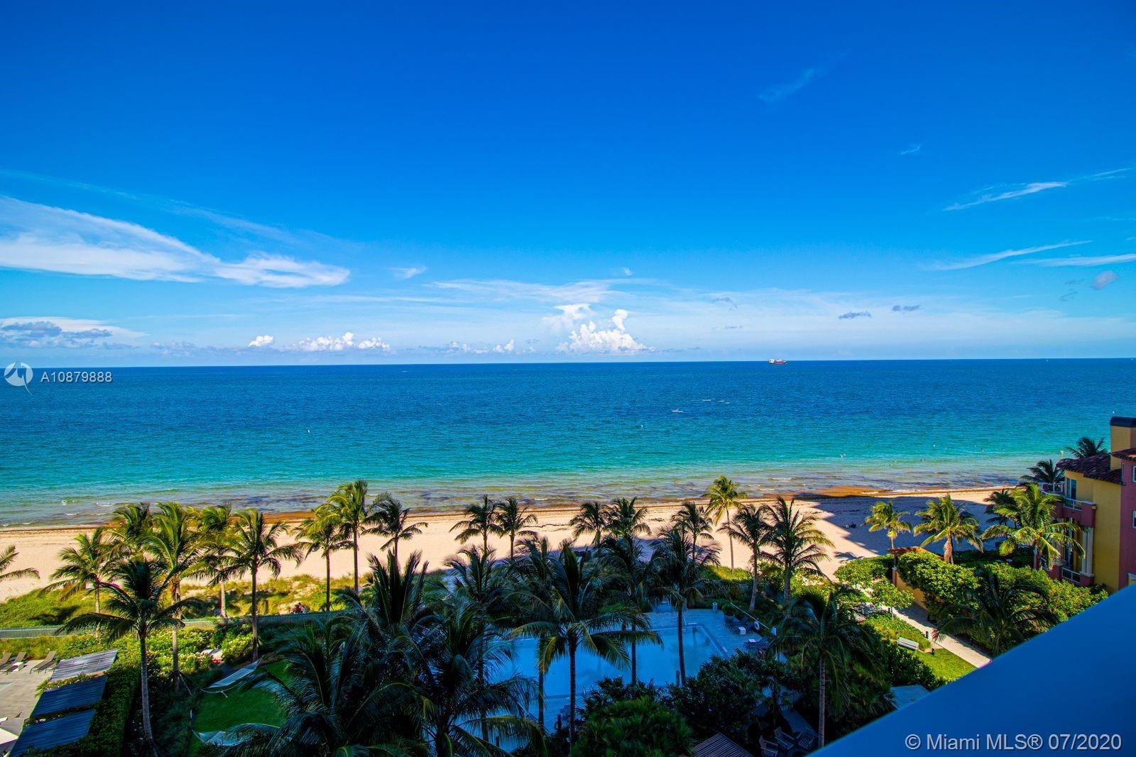 Photo of 2200 N Ocean Blvd #S702, Fort Lauderdale, FL 33305 (MLS # A10879888)