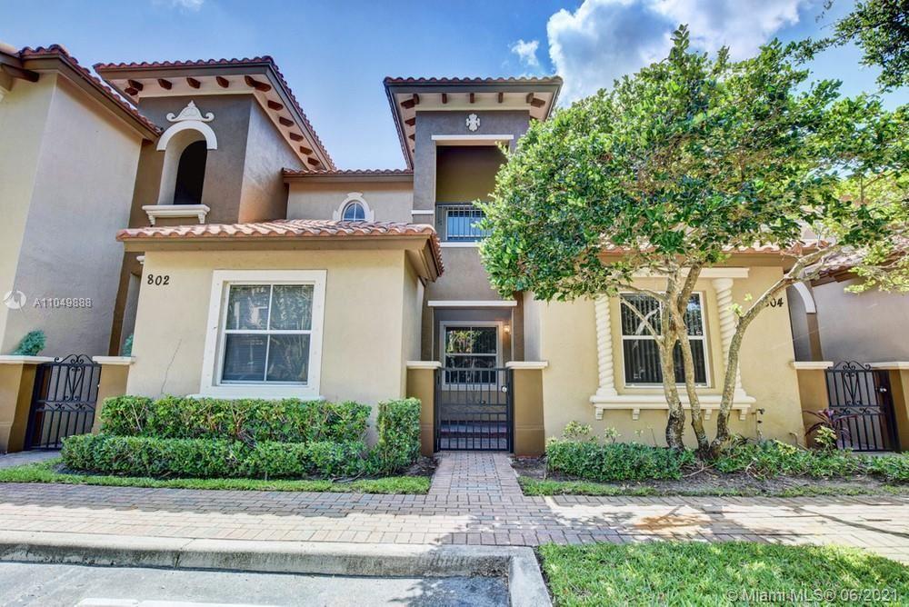 2880 Hidden Hills #803, West Palm Beach, FL 33411 - #: A11049888