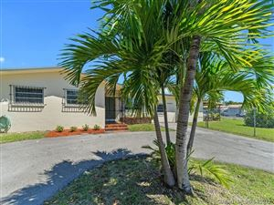 Photo of Listing MLS a10656889 in 360 SW 104th Ct Sweetwater FL 33174