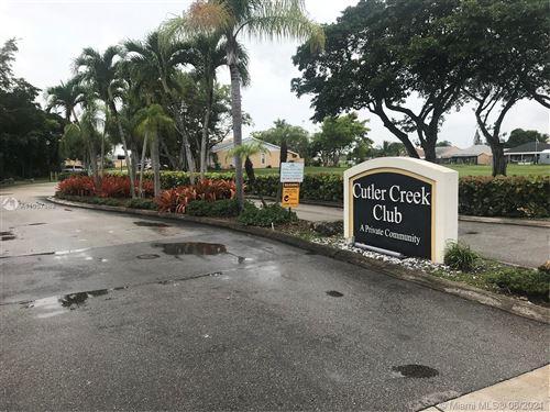 Photo of 10373 SW 209th Ln #10373, Cutler Bay, FL 33189 (MLS # A11057889)