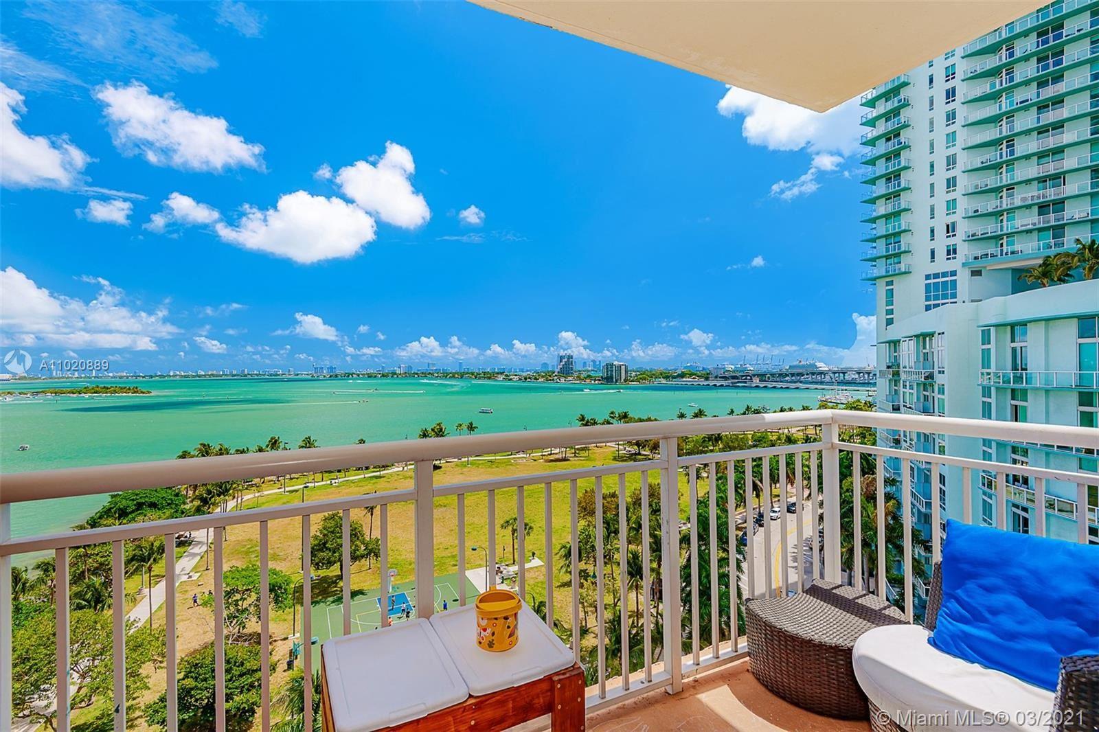 2000 N Bayshore Dr #1010, Miami, FL 33137 - #: A11020889