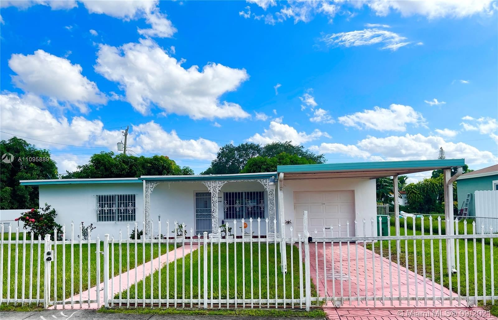2420 NW 162nd Ter, Miami Gardens, FL 33054 - #: A11095889