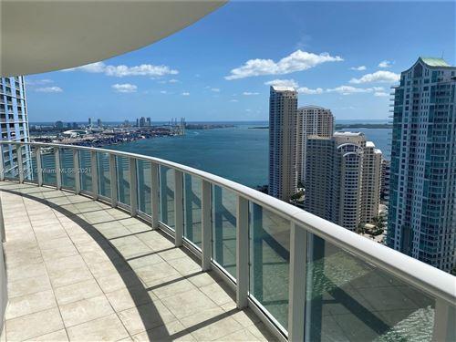 Photo of 300 S Biscayne Blvd #T-3308, Miami, FL 33131 (MLS # A11112890)