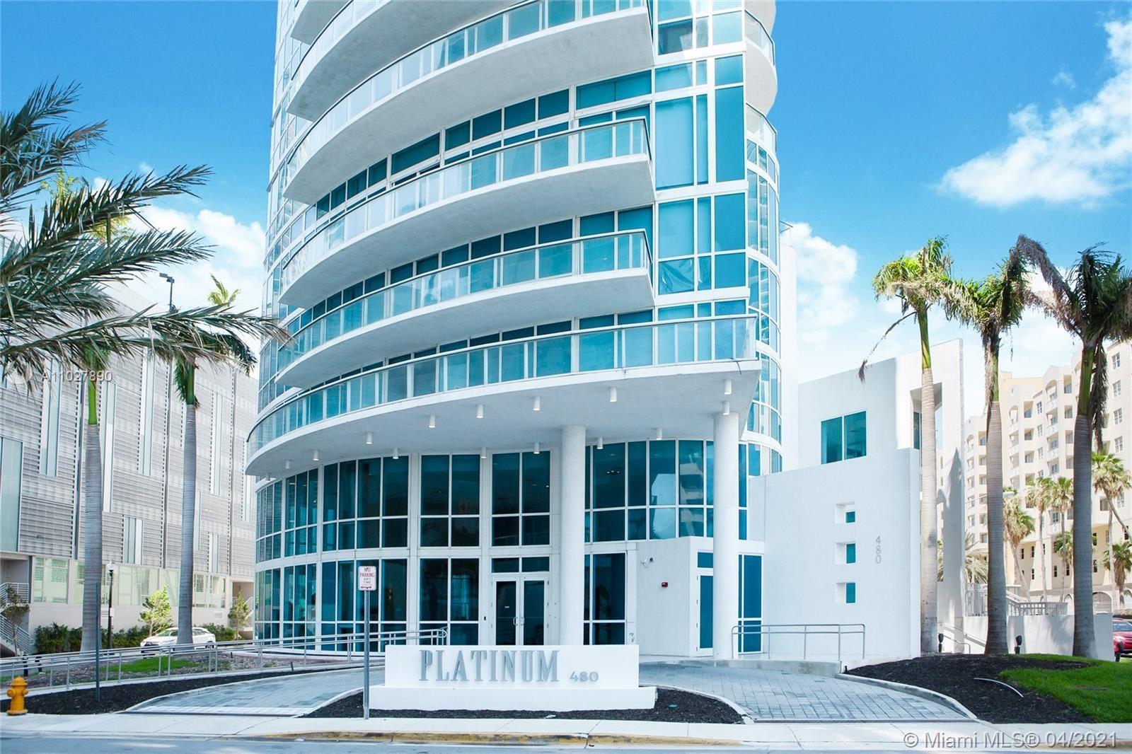 480 NE 30th St #1101, Miami, FL 33137 - #: A11027890