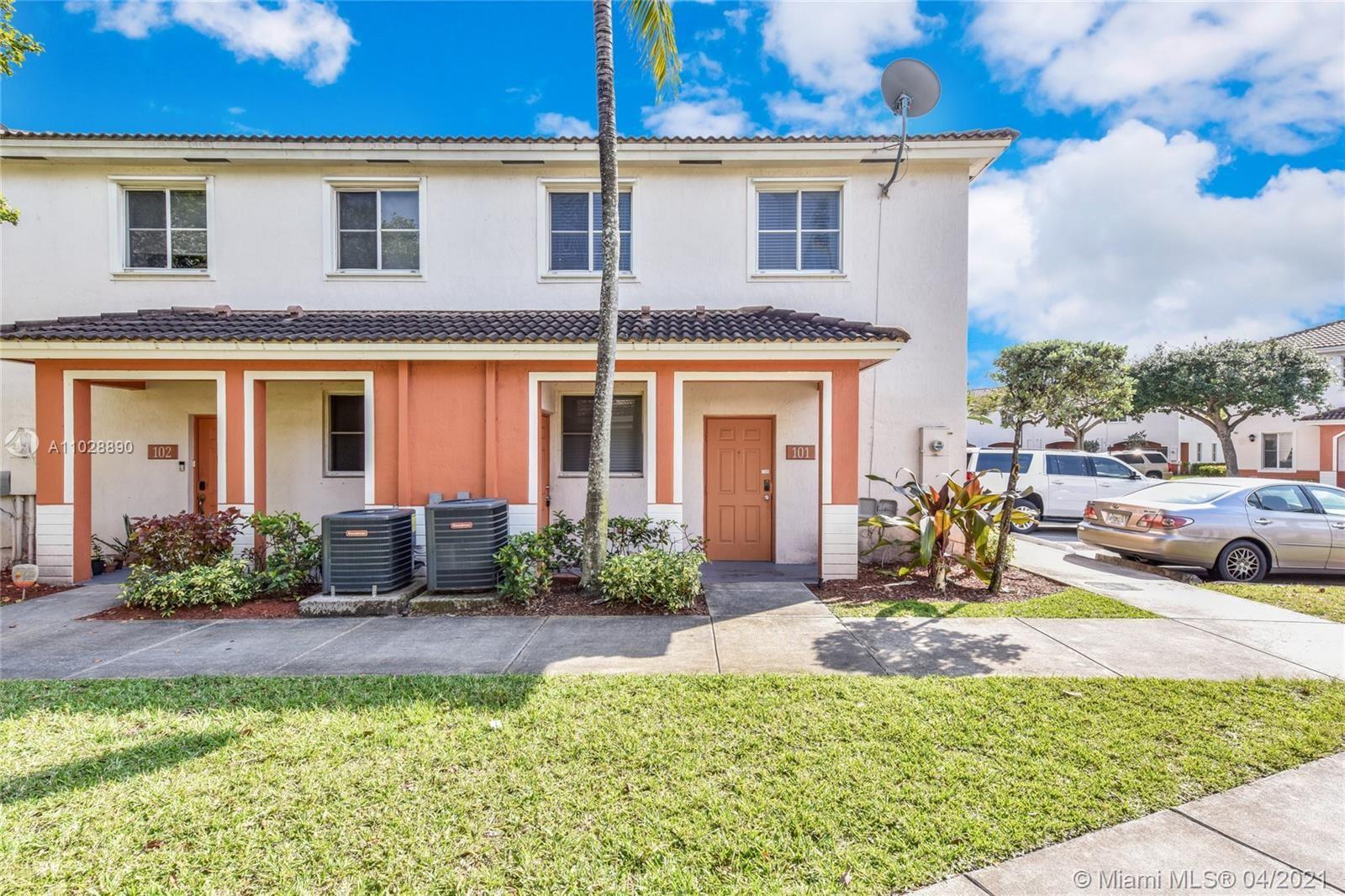 17333 NW 7th Ave #101, Miami Gardens, FL 33169 - #: A11028890