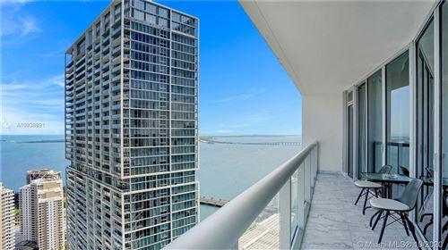 Photo of 485 Brickell Ave #4601, Miami, FL 33131 (MLS # A10939891)